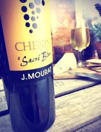 J. Mourat Chenin 'Sacre Blanc'