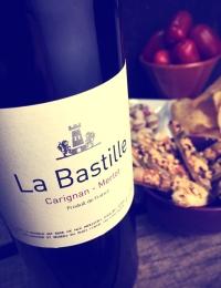La Bastille Carignan - Merlot