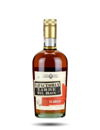 La Factoria Libre Del Ron, El Anejo Rum