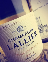 Lallier Champagne, Blanc de Blancs, Grand Cru