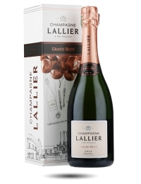 Lallier Grand Cru Rose Champagne 1