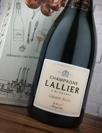 Lallier Grand Cru Rose Champagne