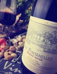 Les Fontanelles Pinot Noir, Vin de Pays d'oc