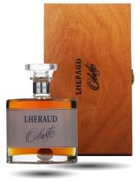 Cognac Lheraud, Obusto Carafe 25 year