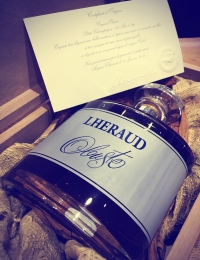 Cognac Lheraud, Obusto XO Carafe 25 year