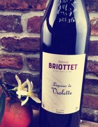 Liqueur de Violette, Briottet