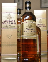 Lombard Gold Label, Blended Scotch Whisky