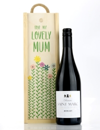 Lovely Mum Saint Marc Merlot Gift