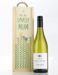 Lovely Mum Saint Marc Reserve Sauvignon Gift