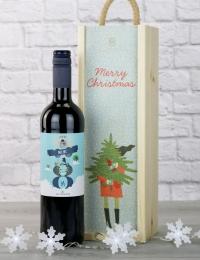 Merry Christmas Malbec Gift Box