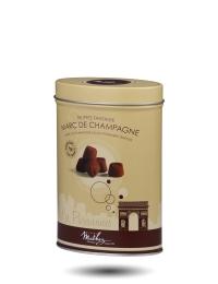 Chocolate Marc de Champagne Les Parisienne Truffles, 200g