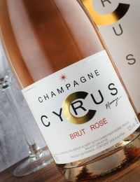 Mermuys Cyrus Rose Champagne
