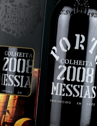 2008 Colheita Port, Messias