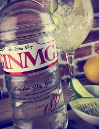 Gin MG, The Extra Dry London Gin