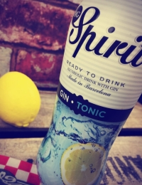 MG Spirit Gin & Tonic