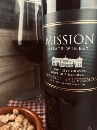 Mission Estate Barrique Reserve Cabernet Sauvignon