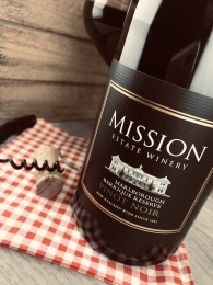 Mission Estate Barrique Reserve Pinot Noir