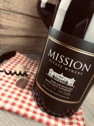 Mission Estate Barrique Reserve Pinot Noir