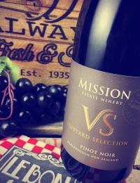 Mission Estate VS Pinot Noir