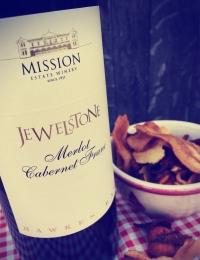 Merlot-Cabernet Franc 'Jewelstone', Mission Estate Single Vineyard
