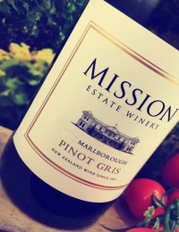 Mission Estate Marlborough Pinot Gris