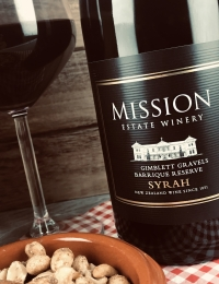 Mission Estate Gimblett Gravels Barrique Reserve Syrah