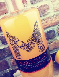 Morocello Blood Orange Gin Liquour