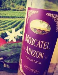 Moscatel Ainzon, Bodegas Santo Cristo