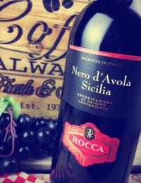Nero d'Avola Sicilia Rocca