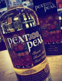Peat Peak Speyside Blended Scotch Whisky