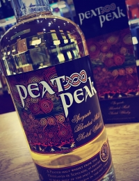 Peat Peak Speyside Blended Scotch Whisky