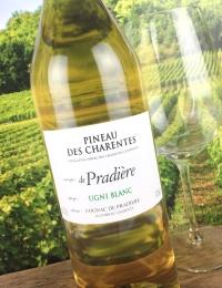 Pineau des Charentes de Pradiere Blanc