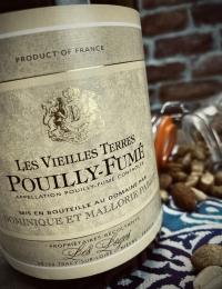 Domaine Dominique Pabiot Pouilly Fume Les Vieilles Terres