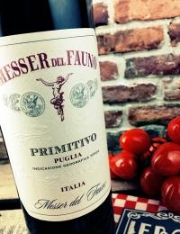 Primitivo Puglia IGT, Messer del Fauno