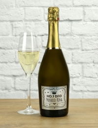 No.1 Dad Prosecco Wine Gift