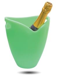 Pulltex Vibrant Green Apple Ice Bucket