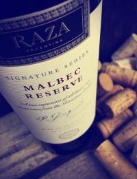 Malbec Reserve, Raza