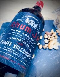 JM Atelier Fumee Volcanique Rum of Martinique