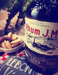 Rum of Martinique, JM Brut de Fut
