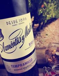 Rioja Tempranillo, Bodegas Armentia Y Madrazo