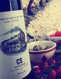 Rioja Tempranillo, Bodegas Carlos Serres