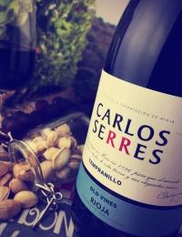 Rioja Tempranillo Old Vines, Bodegas Carlos Serres