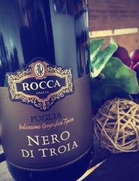 Nero di Troia Puglia IGT, Rocca Estate