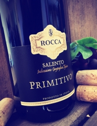 Primitivo Salento, IGT, Rocca Estate