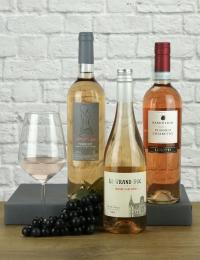 Trio of European Rose Wines