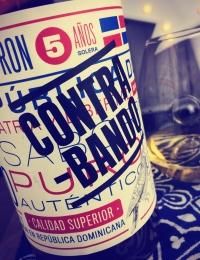 Contrabando 5 Year Old Rum, Dominican Republic
