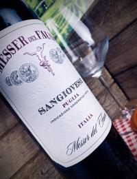 Sangiovese Puglia, Messer Del Fauno