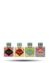 Sibling Gin Four Seasons Gift Set 4 x 5cl
