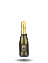 8 Secco Prosecco 20cl Mini Bottle