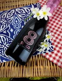 8 Secco Rose 20cl Mini Bottle
